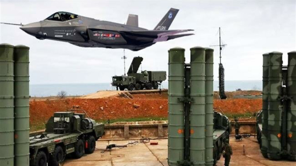 USA stellen Ausbildung türkischer Piloten an F-35 ein