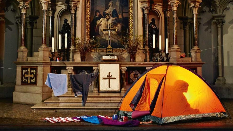 Kirchenasyl Dublin Fälle