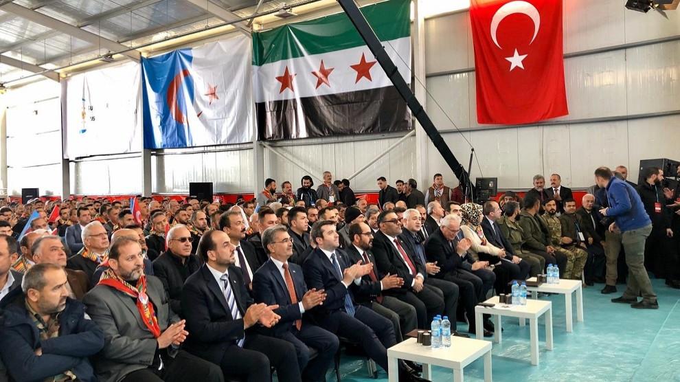 Türkischer Staat bereitet Annexion besetzter Gebiete vor