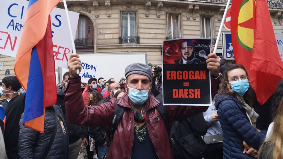 Anf Armenischer Zentralrat Stellt Forderungen An Bundesregierung