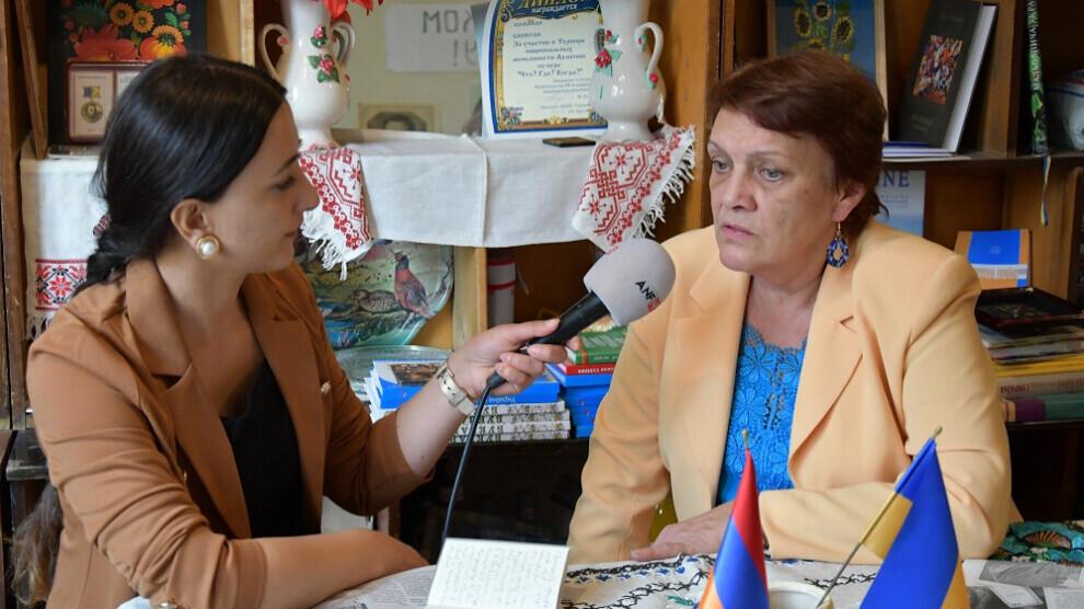 Anf Harutunoyan Das Ziel Der Turkei Ist Die Vernichtung Der Armenier