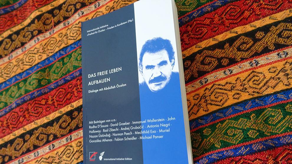 Dialoge mit Abdullah Öcalan - Lesekreis - NAV-DEM Hannover